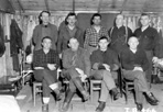 NPS Personnel, Camp Siskiwit, ca. 1936: [NVIC: 30-006], ISRO Archives.
