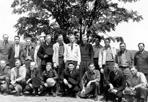 NPS and CCC Personnel, Mott Island, 1941: [NVIC: 40-028], ISRO Archives.