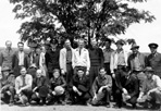 NPS and CCC Personnel, Mott Island, 1941: [NVIC: 40-030], ISRO Archives.