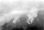 1936 Fire View from Air, 1936: [NVIC: 30-011], ISRO Archives.