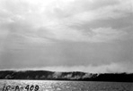 View of the 1936 Fire from Lake Superior, 1936: [NVIC: 30-015], ISRO Archives.