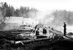 Fire Camp, 1936: [NVIC: 30-023], ISRO Archives.