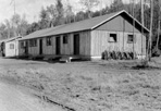 Service Building, Camp Siskiwit, August 1938: Kieley, [NVIC: 30-142], ISRO Archives.