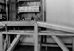 Interior of Barracks Building, Camp Siskiwit, ca. 1939: [NVIC: 30-220], ISRO Archives.