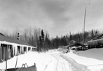Winter Scene, Camp Siskiwit, ca. 1939: [NVIC: 30-227], ISRO Archives.