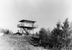 Ishpeming Fire Tower, Ishpeming Point, 1962: [NVIC: 60-039], ISRO Archives.