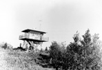 Ishpeming Fire Tower, Ishpeming Point, 1962: [NVIC: 60-040], ISRO Archives.
