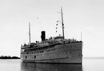 SS Alabama, ca. 1945: [NVIC: 40-350], ISRO Archives.